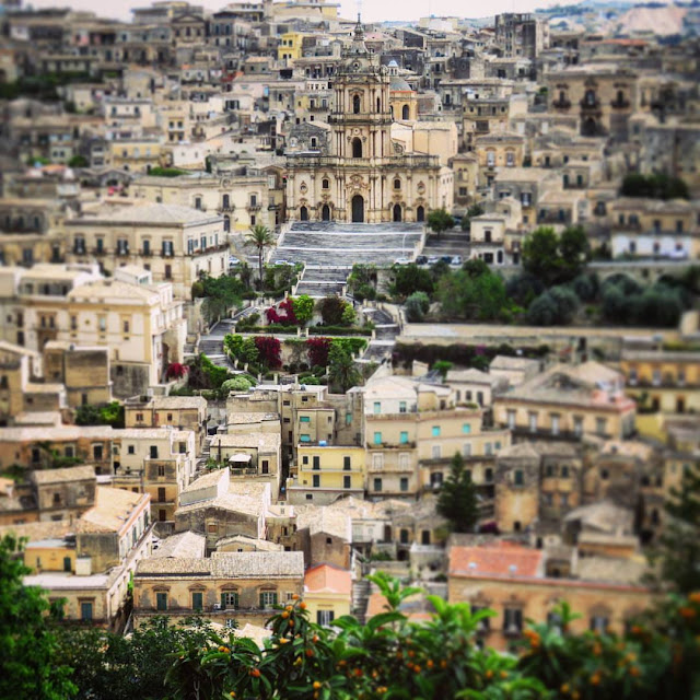 Road trip in Sicily - Modica