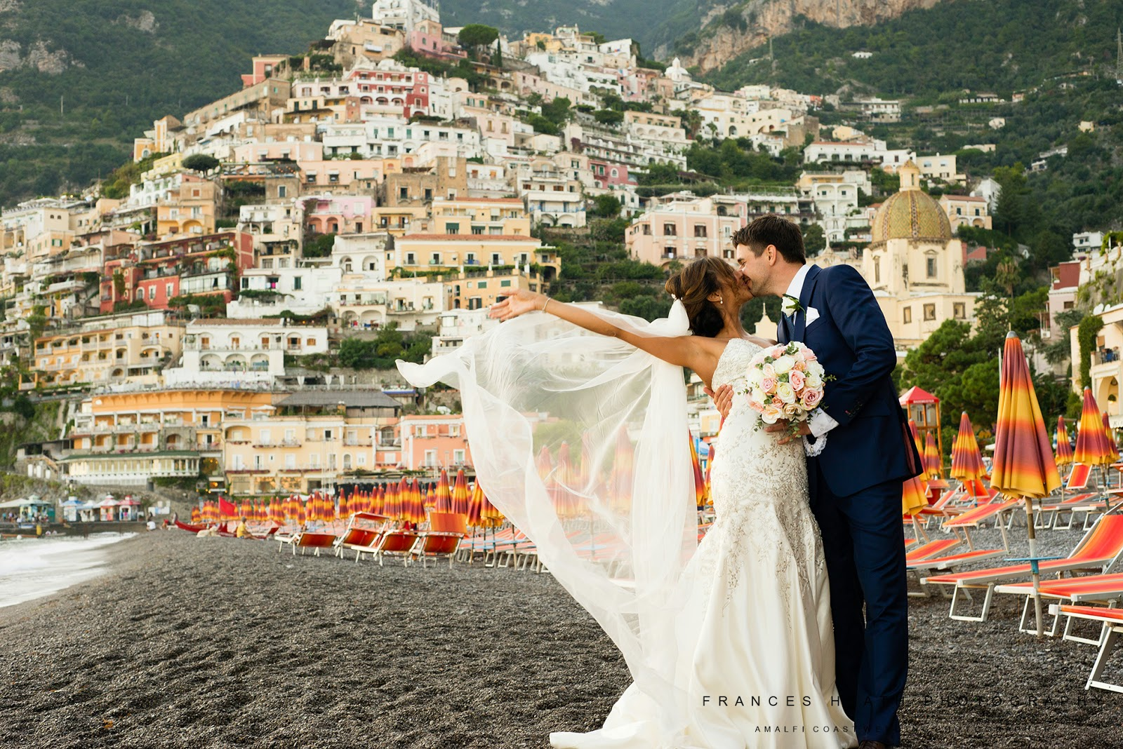 Wedding in Positano Italy