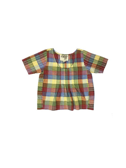Ace & Jig Shop Tee in Madras