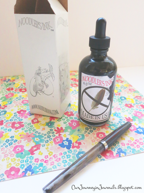 noodler's x-feather black ink