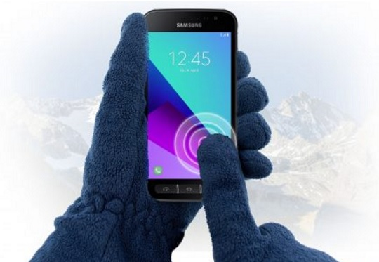 Samsung Quietly Launches Galaxy Xcover 4 Outdoor Smartphone