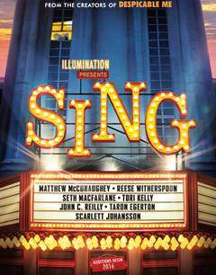 Poster Download Movie Sing (2016) HD-Cam 720p - www.uchiha-uzuma.com