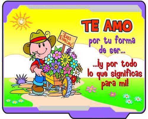 Postales De Amor Para Enamorar Con Frases Lindas