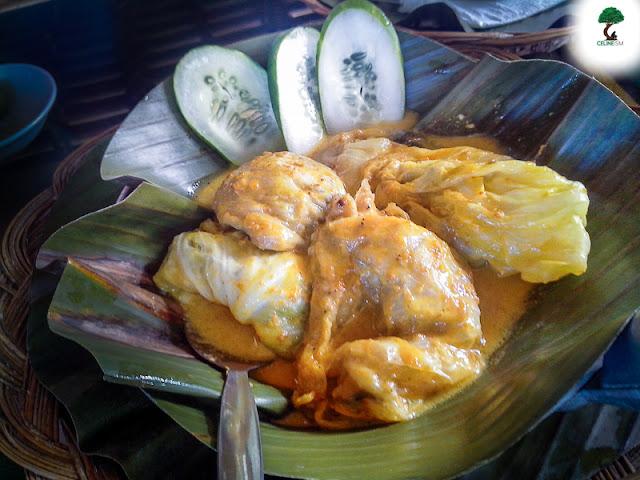 traditional t'boli dish