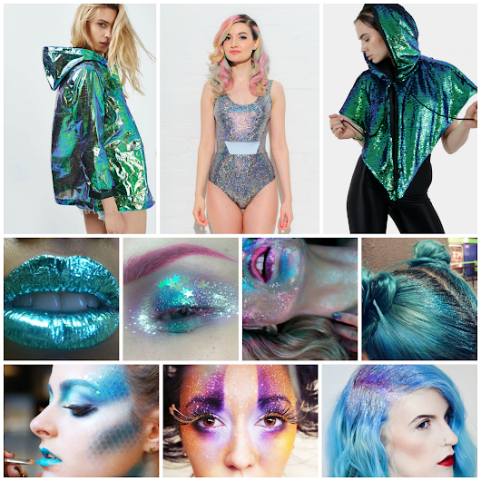 Outer space Festival Fashion selections ready for Secret Garden Party