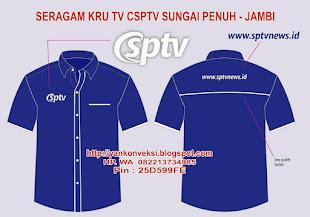 SERAGAM KRTU TV