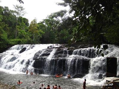 Cachoeira do Tijuípe Itacaré Bahia
