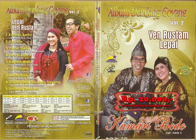 Lepai & Yen Rustam - Kamari Bedo (Album Dendang Goyang Vol 2)