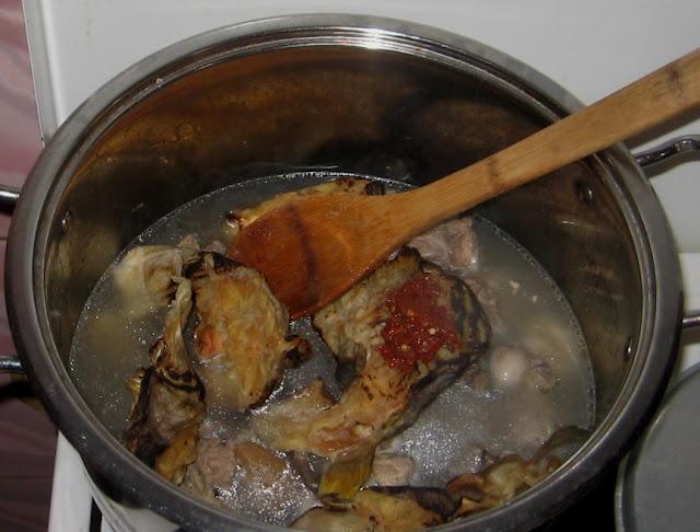 how to prepare onugbu soup