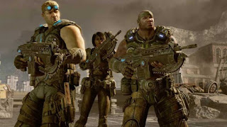 GEARS OF WAR 3 pc game wallpapers|images|screenshots