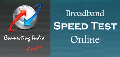 BSNL Speed Test Online