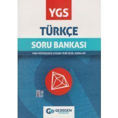 Gezegen YGS Türkçe Soru Bankası (2017)