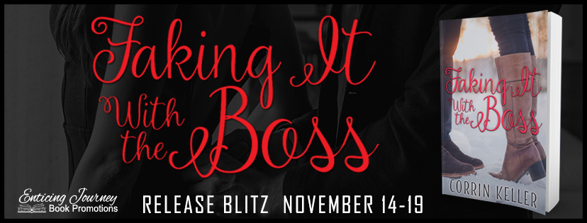 Faking It With The Boss Release Blitz