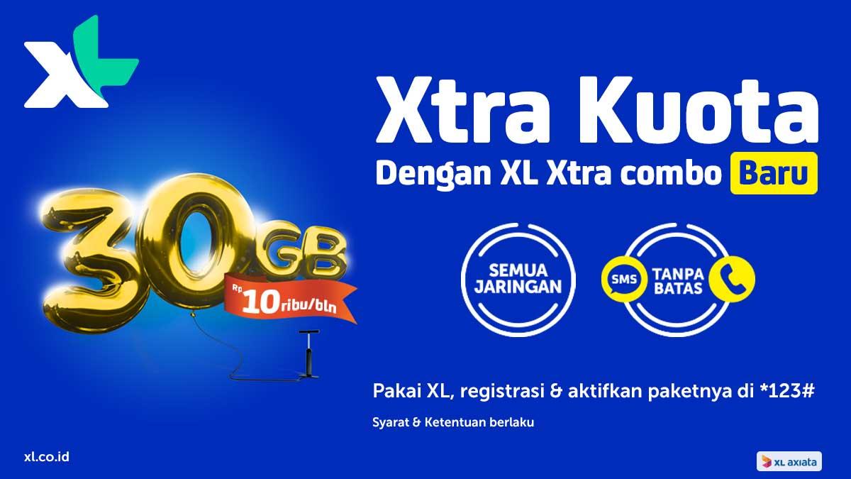 Paket Internet XL termurah
