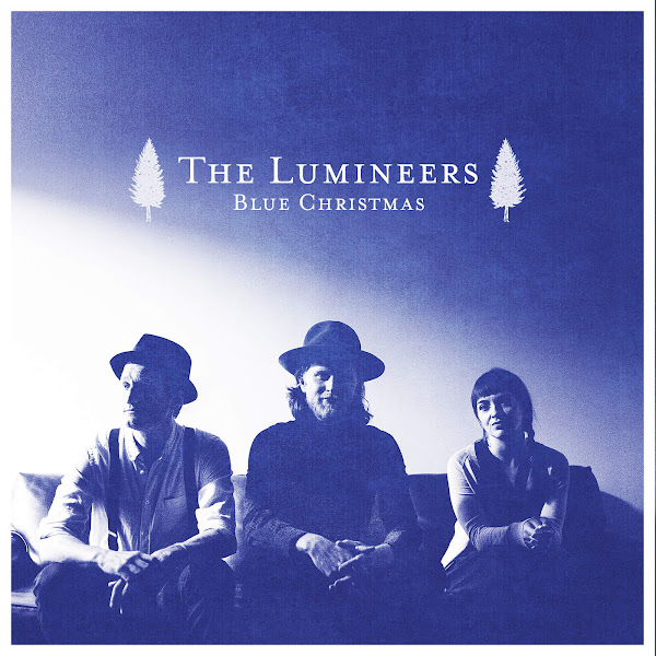 The Lumineers - Blue Christmas - Single Cover