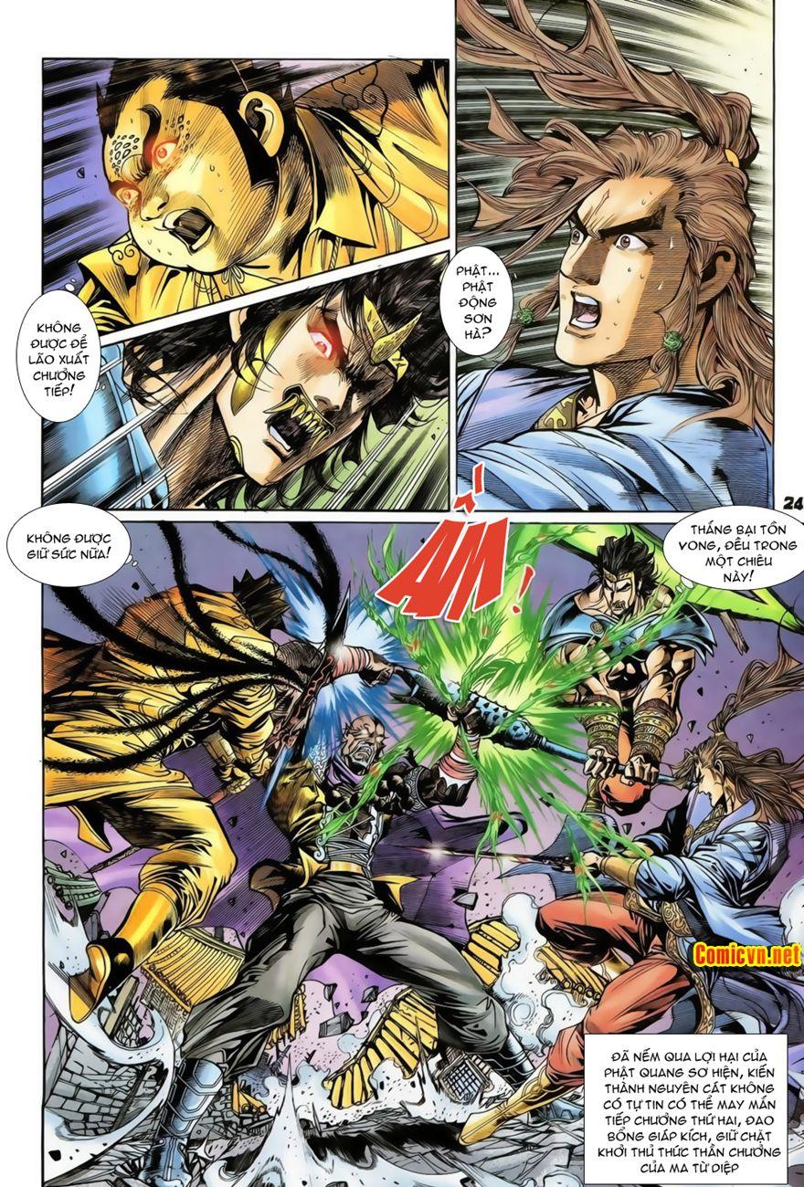 Đại Đường Uy Long chapter 77 trang 31