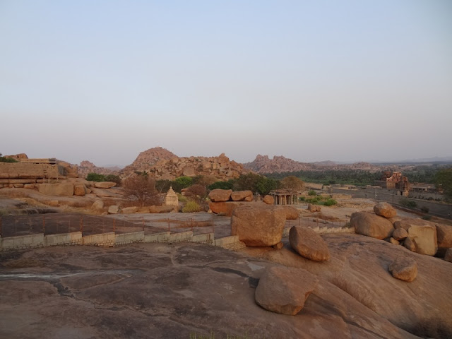 Rocks in Hampi - Pick, Pack, Go