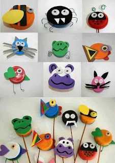 animal crafts making