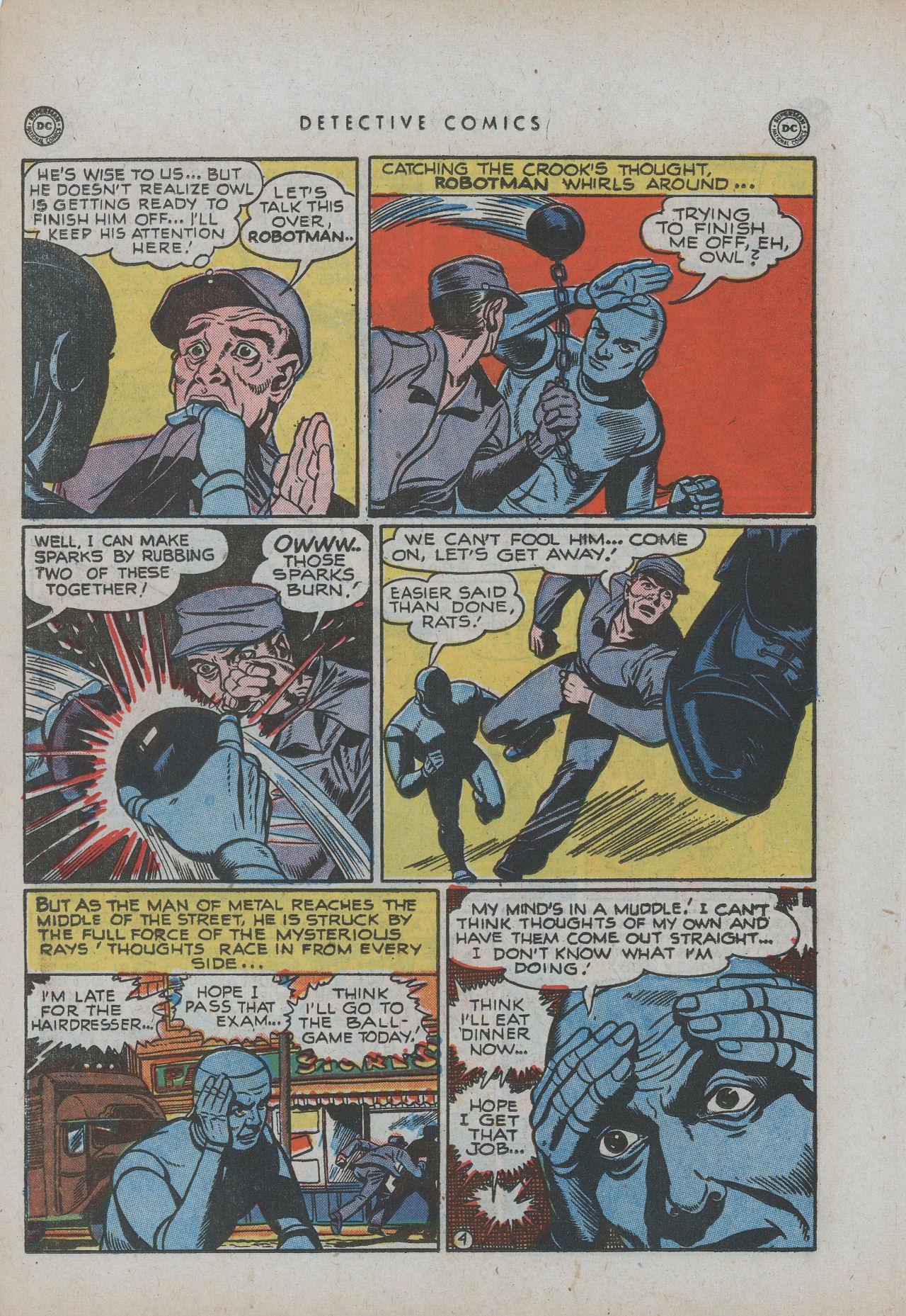Read online Detective Comics (1937) comic -  Issue #154 - 30
