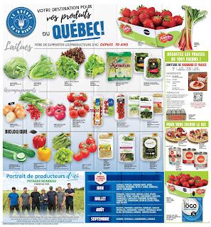 Metro Weekly Flyer and Circulaire August 16 - 22, 2018