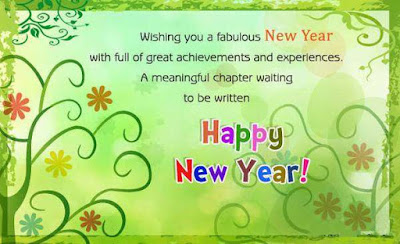 New Year Wishes Messages for Boss Manager 2017
