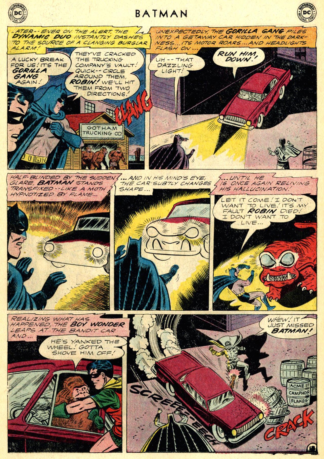 Read online Batman: The Black Casebook comic -  Issue # TPB - 171