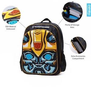 Transformers Power Backpack L - Tas sekolah ransel anak
