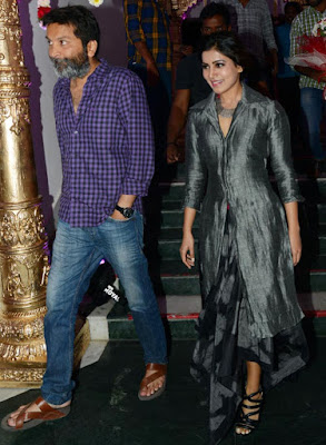 Samantha Trivikram in Rajendra Prasad Son Reception