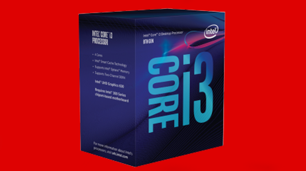 Announcement of Core processor i3 eighth-generation laptops
