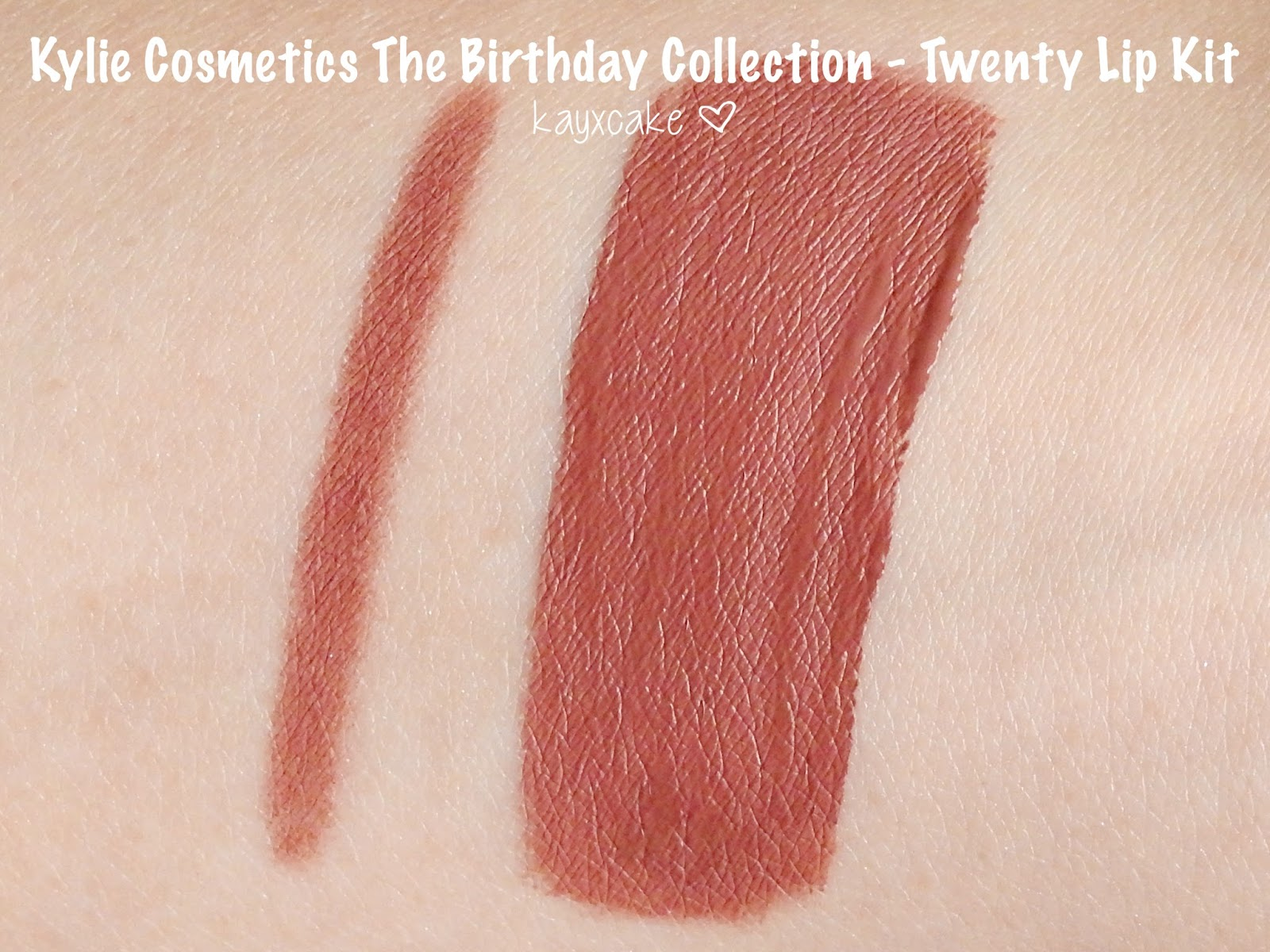 2017 Birthday Collection - I Want It All Palette by Kylie Cosmetics #9