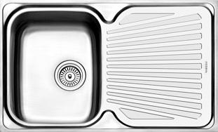 Kumpulan Daftar Harga Wastafel Cuci Piring Modena Stainless Steel Minimalis Anti Karat terbaru.