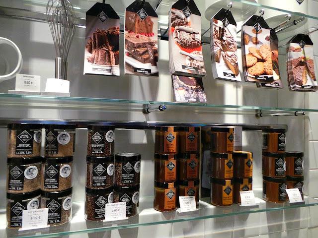 Philippe Conticini Michel Cluizel Manufacture Cluizel secrets de pros chocolat