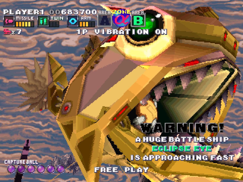 G-Darius PS1 ROM #13