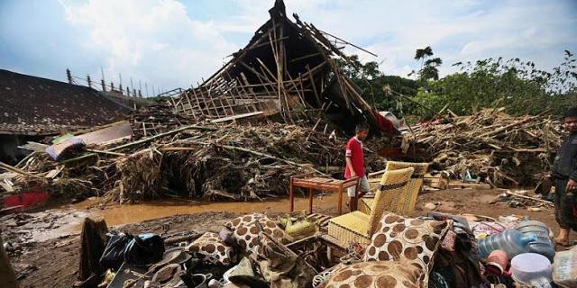 Kisah Nyata: Adzab Zina di Balik Bencana Banjir Garut