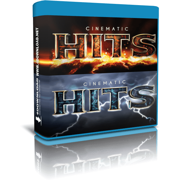 BOOM Library - Cinematic Hits Designed