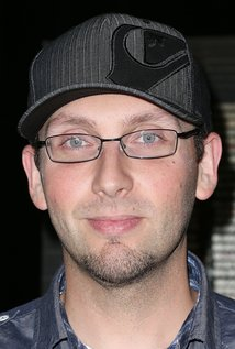 Brad Miska. Director of V.H.S (V/H/S)