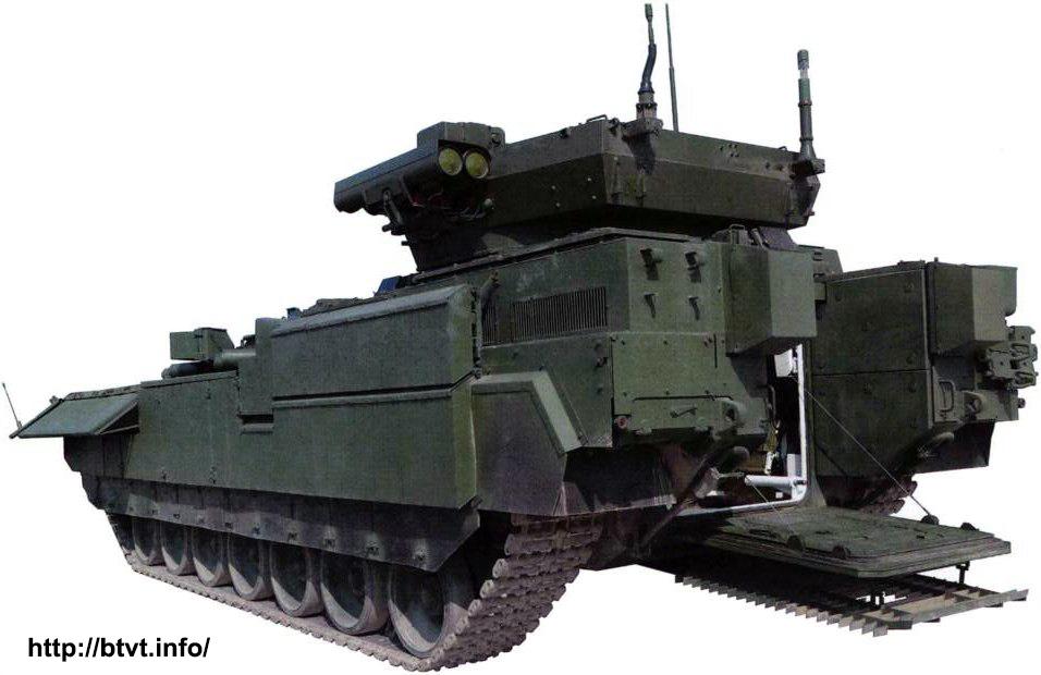 бмп т-15 и т-14