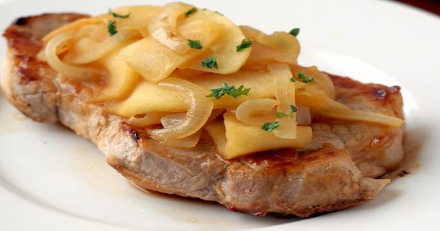 Apple Cider Pork Chops Recipe