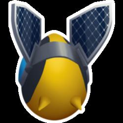 Solar-Drache (Ei)