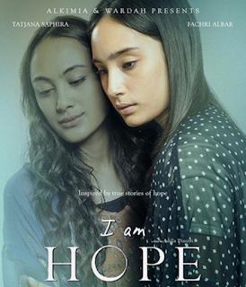 gambar Kekuatan lagu legend Kasih Jangan Kau Pergi di Film I am Hope
