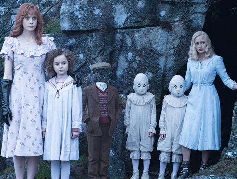 La entrada del bucle en El hogar de Miss Peregrine para niños peculiares - Cine de Escritor