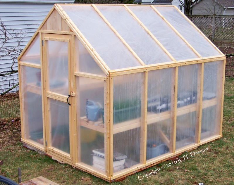 Do It Yourself Home Design: Bepa's Garden: PDF Version Of Greenhouse Plans Now Available