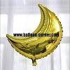 Balon Foil Bulan Sabit (Ukuran BESAR)