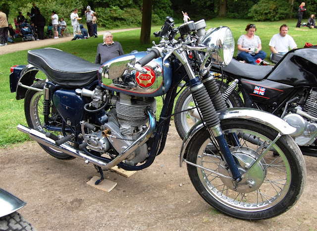 BSA Gold Star Clubman Wikipedia