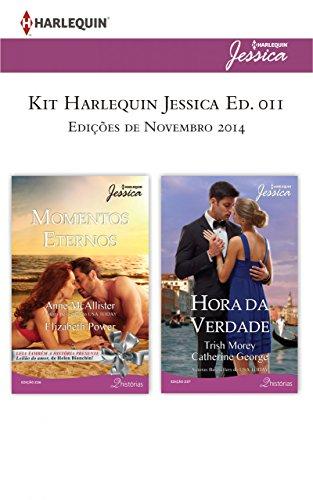 Kit Harlequin Jessica Nov.14 - Ed.11 - Catherine George, Elizabeth Power, Trish Morey, Anne McAllister