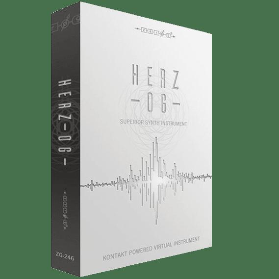 Zero-G - Herz-OG KONTAKT Library
