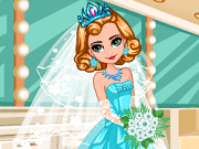 Nicole is a huge fan of the Disney movie Frozen. She really wants a Frozen themed wedding. First give her a relaxing facial treatment to make her skin look flawless. Then use your makeup talent to design a glamorous wedding makeup look for her. The most important thing would be choose a gorgeous couture wedding dress for her big day. Don't forget to select some cute frozen themed accessories.