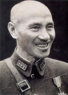 kisah hidup chiang kai shek