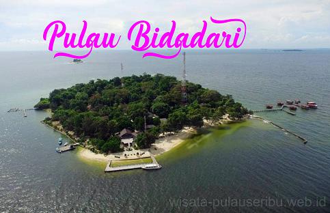 Pulau-bidadari, pulau-seribu