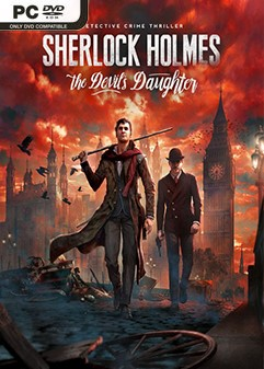 Sherlock Holmes The Devil's Daughter PC [Full] Español [MEGA]